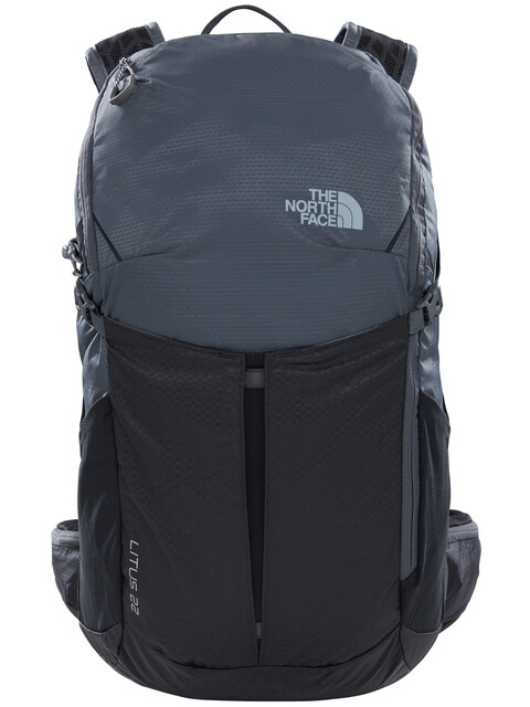 The North Face Litus 22-RC - Sac à dos - gris/noir